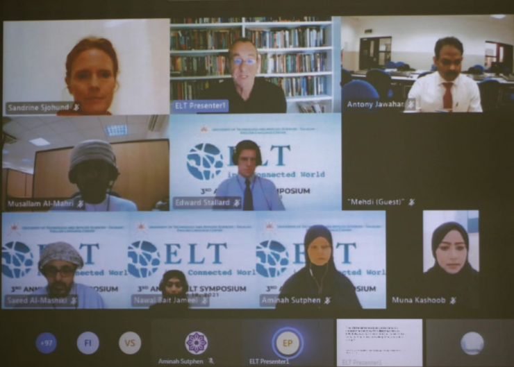 'ELT in a Connected World' virtual symposium lauded